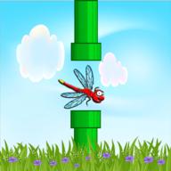 飞行小蜻蜓