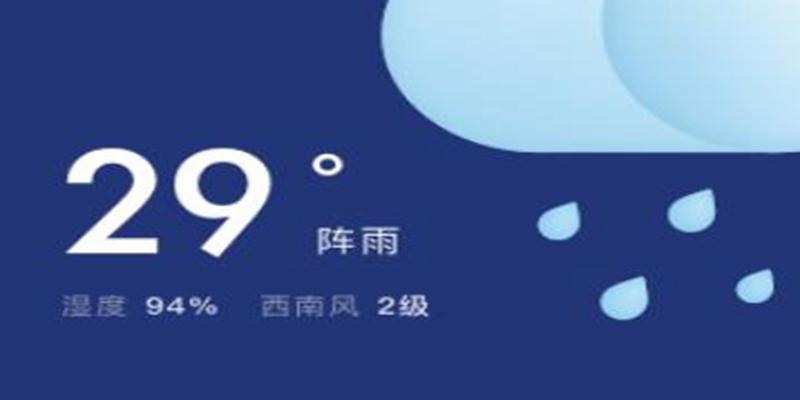 实用的天气软件合集大全